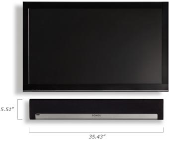 SONOS PLAYBAR | Magic's Home Theater, Sound and Security, Inc